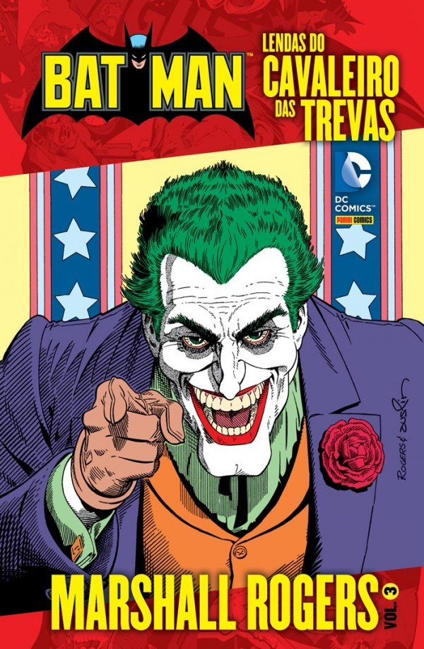 Batman Lendas do Cavaleiro das Trevas - Marshall Rogers 3