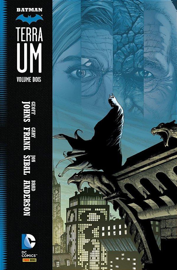 Batman Terra Um - Volume 2