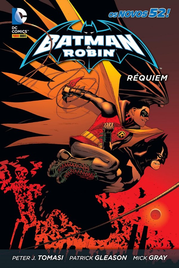 Batman & Robin Réquiem