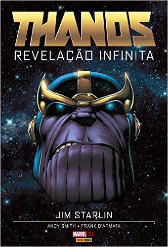 Thanos Revelação Infinita