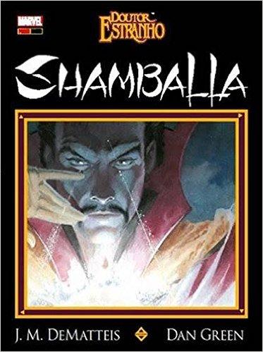 Doutor Estranho Shamballa
