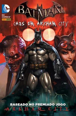 Batman - Caos em Arkhan City  #1