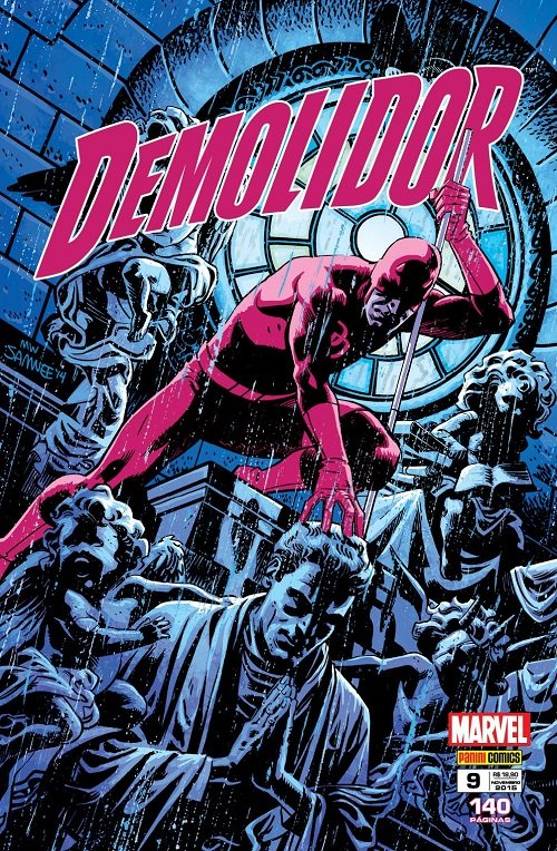 Demolidor  - Volume 9