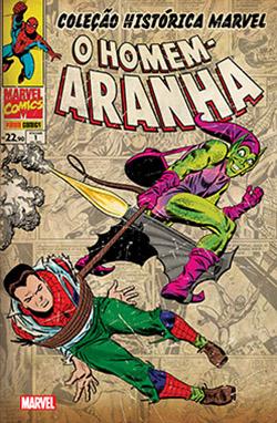 Coleção Histórica Marvel - O Homem-Aranha 1