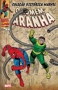 Coleção Histórica Marvel - O Homem-Aranha 2