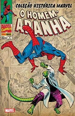 Coleção Histórica Marvel - O Homem-Aranha 3