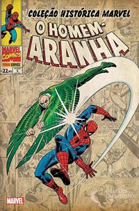 Coleção Histórica Marvel - O Homem-Aranha 5