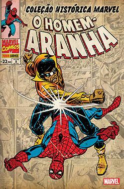 Coleção Histórica Marvel - O Homem-Aranha 8