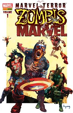 Coleção Marvel Terror - Zumbis Marvel 1