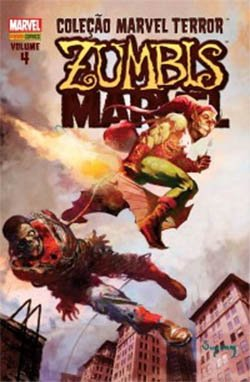 Coleção Marvel Terror - Zumbis Marvel 4