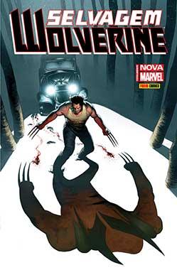 Selvagem: Wolverine - Ed. 3 Totalmente Nova Marvel