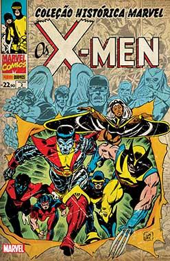 Coleção Histórica Marvel - Os X-men 2