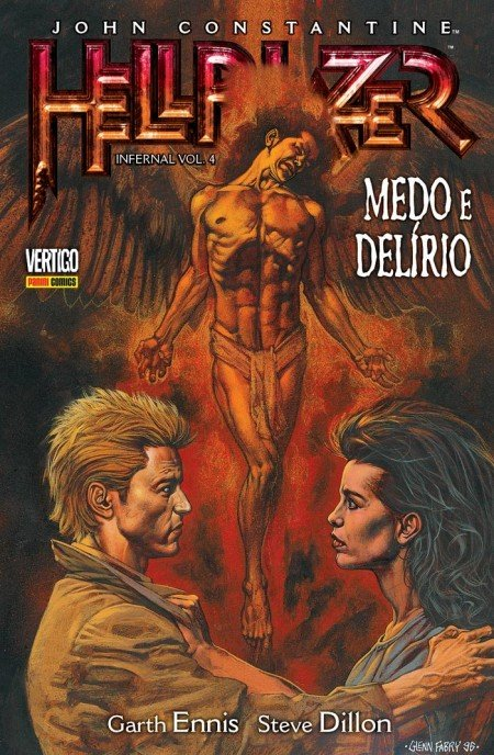 John Constantine Hellblazer Infernal Vol. 4