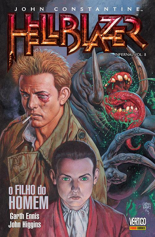 f6aa522f29c John Constantine Hellblazer Infernal Vol. 8 - Ploft Store + cultura ...