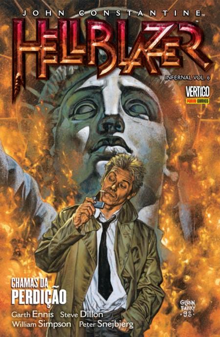 John Constantine Hellblazer Infernal Vol. 6