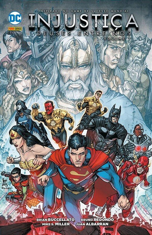 Injustiça Deuses Entre Nós #7