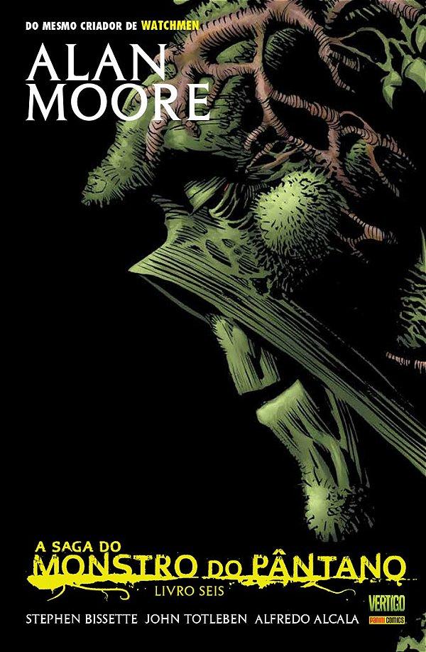 A Saga do Monstro do Pântano Livro 6