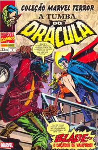 Coleção Marvel Terror - A Tumba do Drácula 2