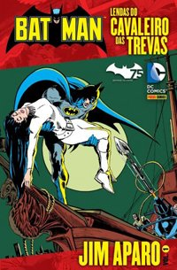 Batman Lendas do Cavaleiro das Trevas - Jim Aparo 1
