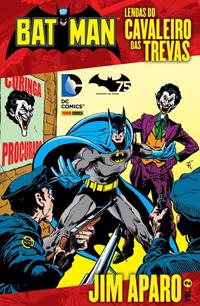 Batman Lendas do Cavaleiro das Trevas - Jim Aparo 2