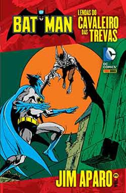 Batman Lendas do Cavaleiro das Trevas - Jim Aparo 3
