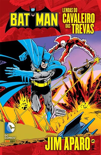 Batman Lendas do Cavaleiro das Trevas - Jim Aparo 5