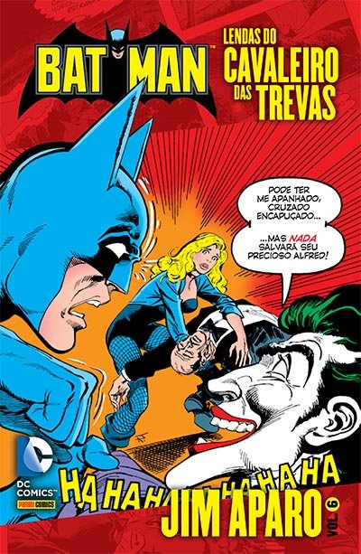 Batman Lendas do Cavaleiro das Trevas - Jim Aparo 6