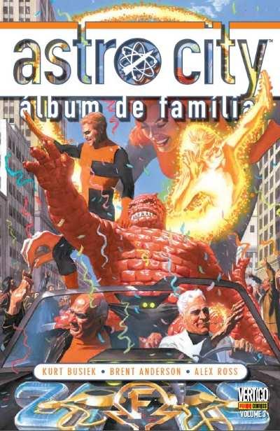 Astro City #3 Álbum de Família