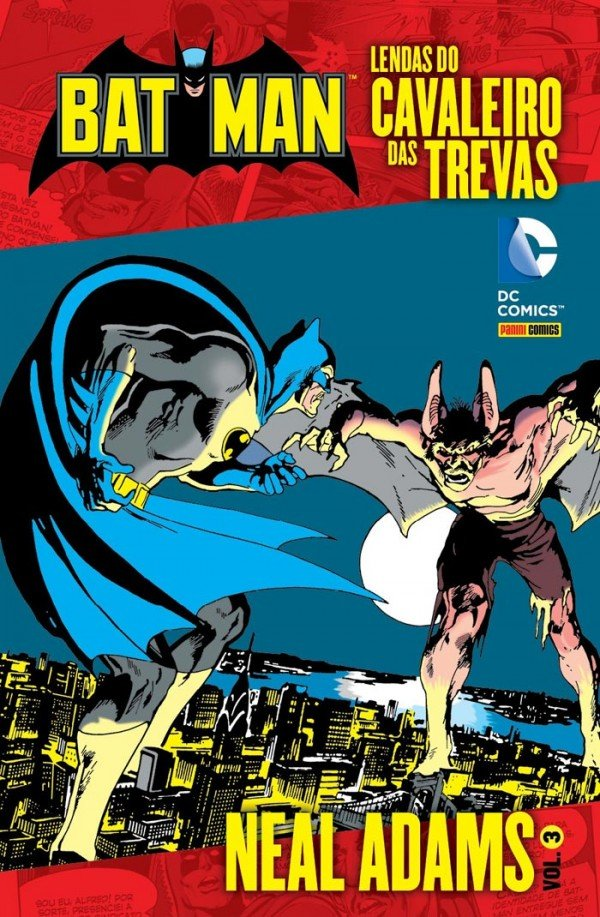 Batman Lendas do Cavaleiro das Trevas - Neal Adams 3