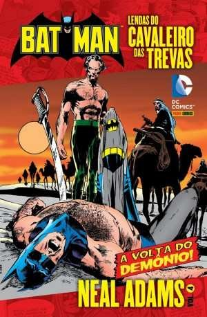 Batman Lendas do Cavaleiro das Trevas - Neal Adams 4
