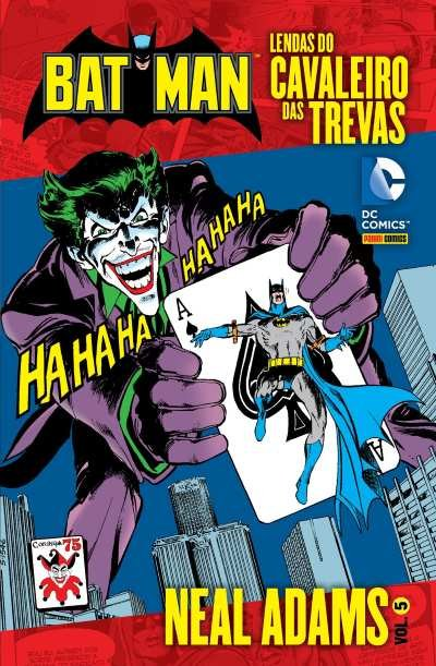Batman Lendas do Cavaleiro das Trevas - Neal Adams 5