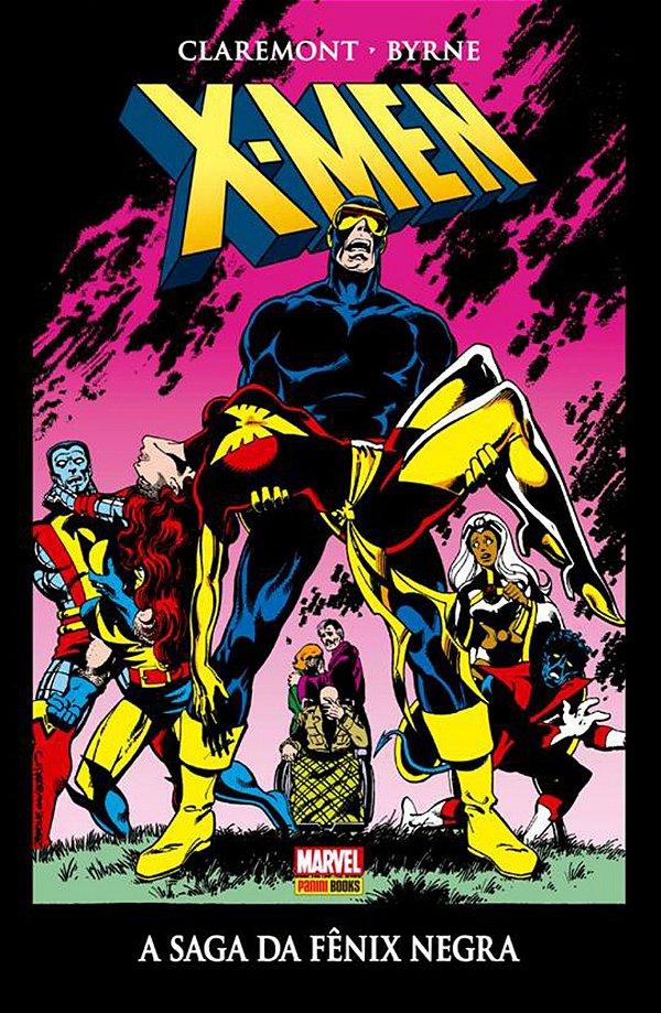 X-men A Saga da Fênix Negra