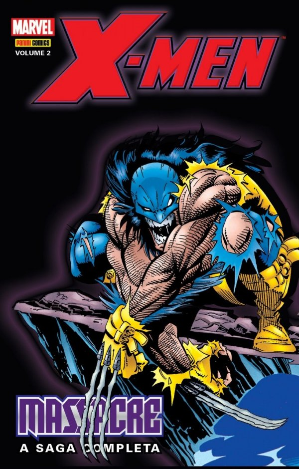X-men Massacre volume 2