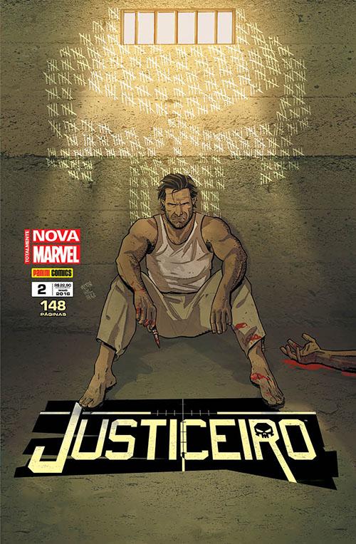 Justiceiro #2 Nova Marvel