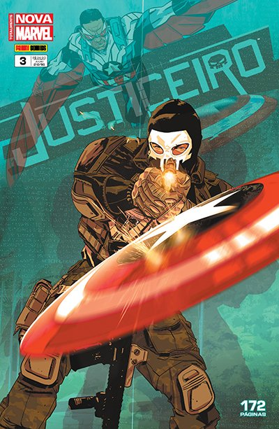 Justiceiro #3 Nova Marvel