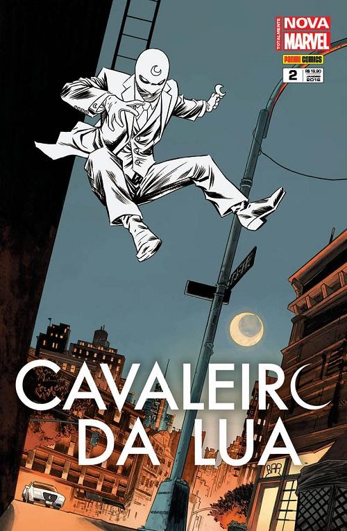 Cavaleiro da Lua Volume 2