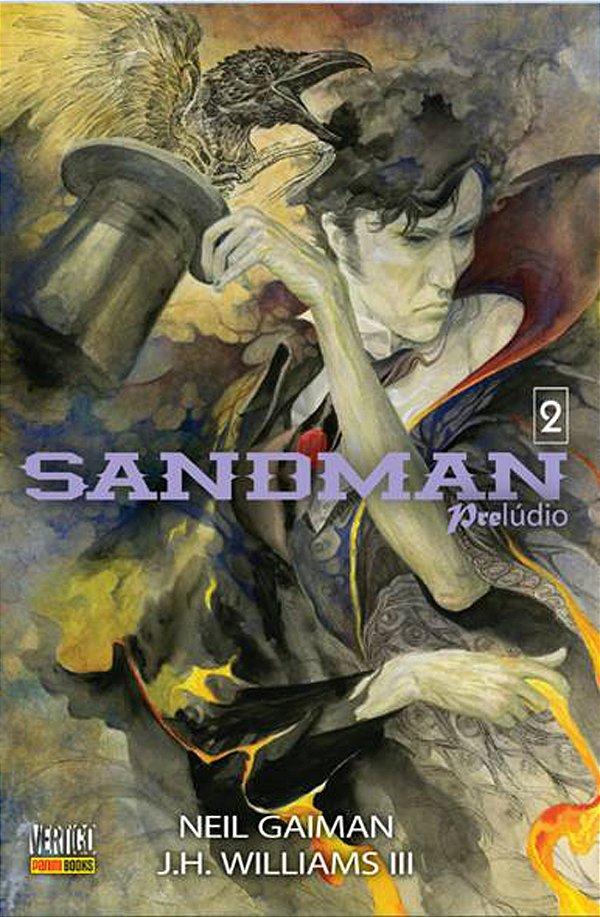 Sandman Prelúdio volume 2