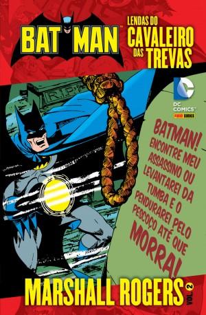 Batman Lendas do Cavaleiro das Trevas - Marshall Rogers 2