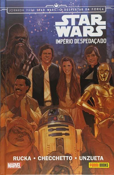 Star Wars O Despertar da Força - Império Despedaçado #1