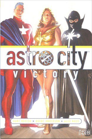 Astro City #1 Vitoria