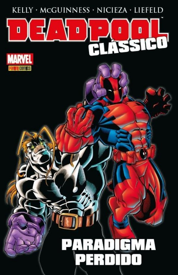 Deadpool Clássico #3