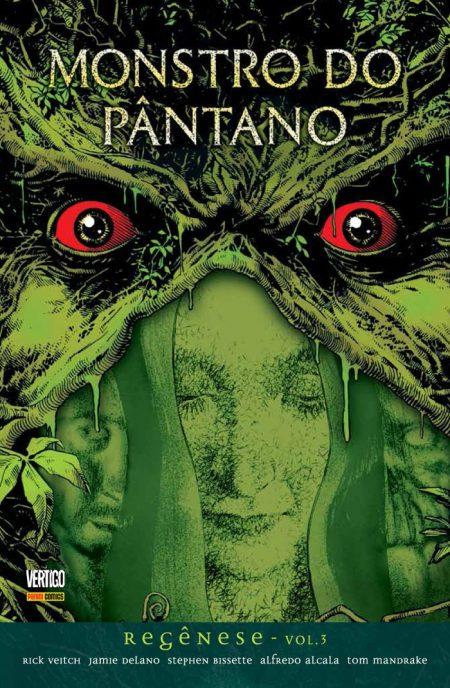 Monstro do Pântano Regênese #3