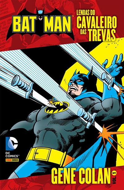 Batman Lendas do Cavaleiro das Trevas - Gene Colan 1
