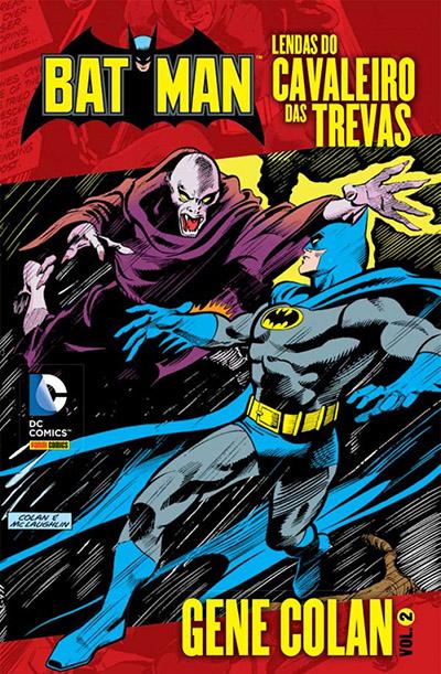 Batman Lendas do Cavaleiro das Trevas - Gene Colan 2