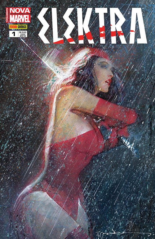 Elektra 1 (Marvel Now)