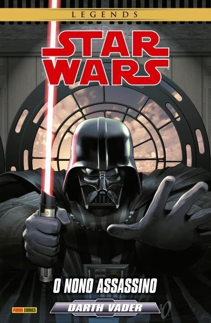 Star Wars Marvel Darth Vader  O Nono Assassino