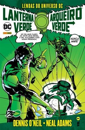Lendas do Universo Dc Lanterna Verde / Arqueiro Verde #1