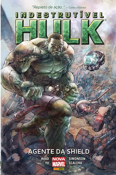Indestrutível Hulk - Agente da Shield