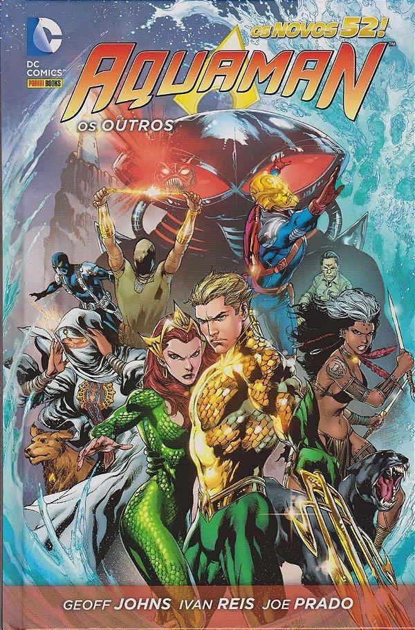 Aquaman Os Outros
