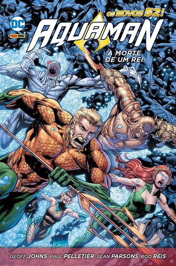 Aquaman A Morte de Um Rei